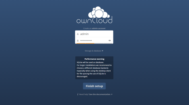 owncloud in a box 4