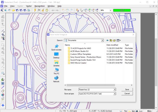 rastervect 22.3 screenshot 5