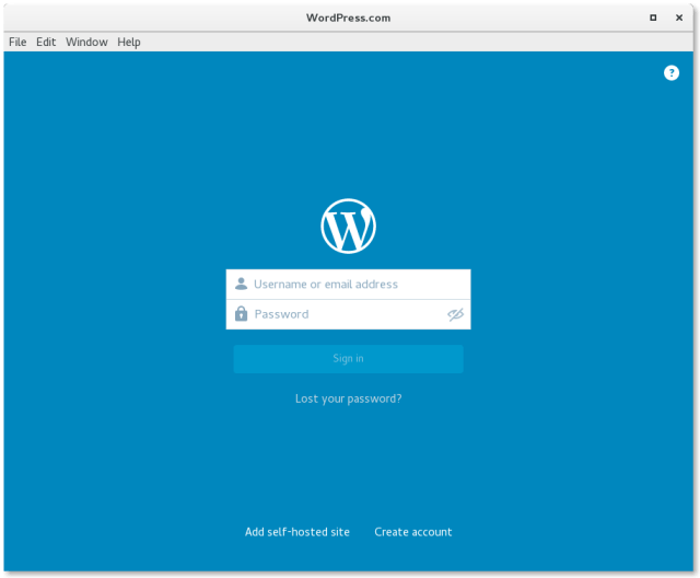 wordpress desktop on fedora 23.png