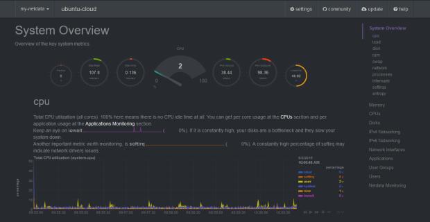 netdata-ubuntu