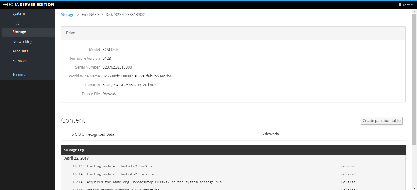 iscsi partition on fedora 26.png