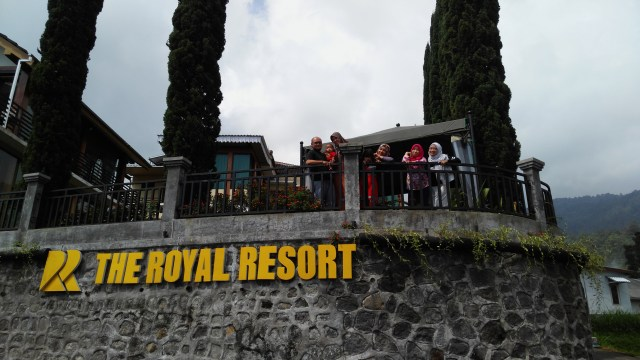 The royal resort kemuning