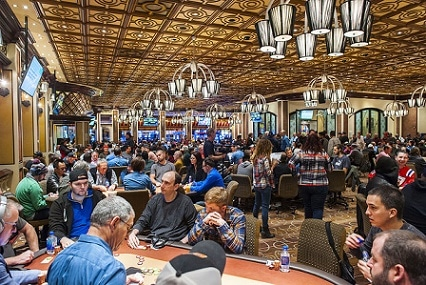 A Look at Some of the Best Las Vegas Poker Rooms