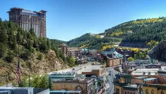 Casinos in Black Hawk, Colorado