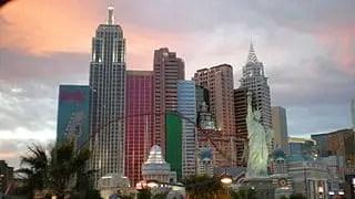 The New York New York Hotel and Casino