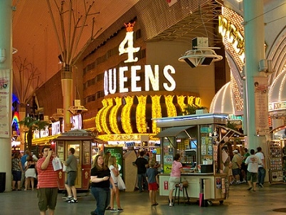 Fremont street vegas casino daiquiri descriptions of the casino atmosphere after walking in
