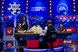 2012 WSOP Main Event Final Table