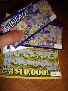 2nd Chance Lottery Tickets Often Give you Better Odds of Winning Than the Main Game