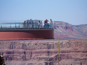 The drive from Las Vegas to the Skywalk will take you just over 2 hours.