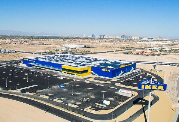 The Las Vegas Ikea Store
