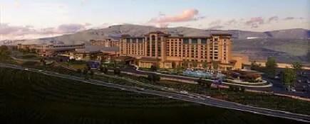 starcity casino parking
