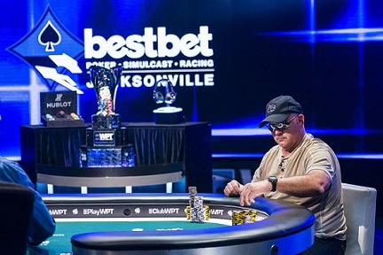 The BestBet in Jacksonville is home to a World Poker Tour stop