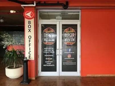 The Burger Museum at Magic City Casino