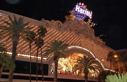 The buffet at Harrah's Las Vegas is reasonably-priced