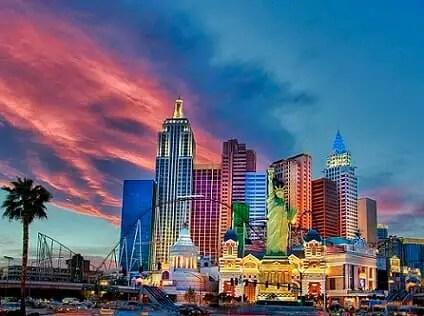 Newyork Newyork Hotel Vegas