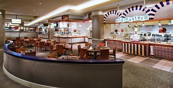 The Spice Market Buffet at Planet Hollywood