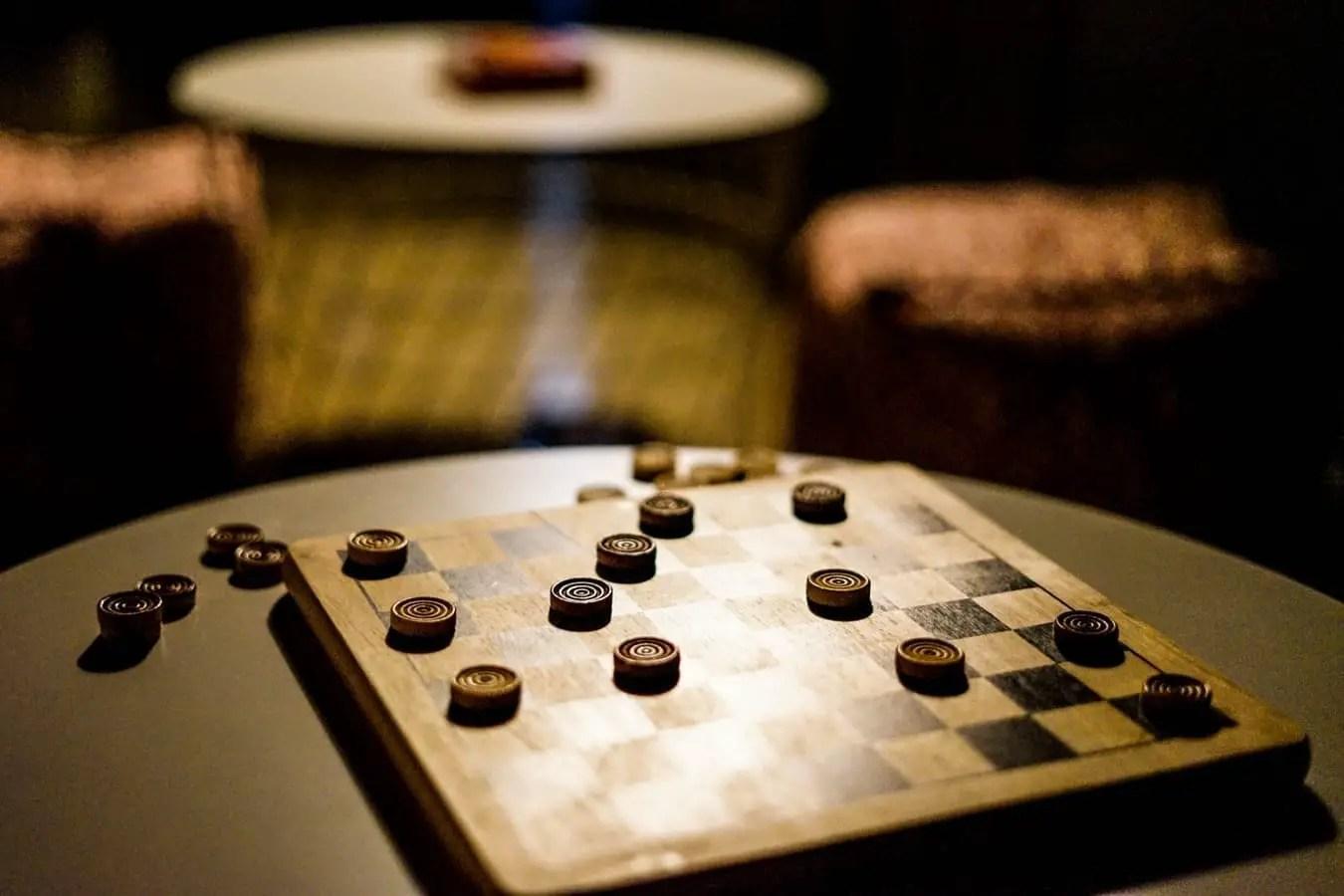 Les jeux de dames, un passionnant jeu cérébral
