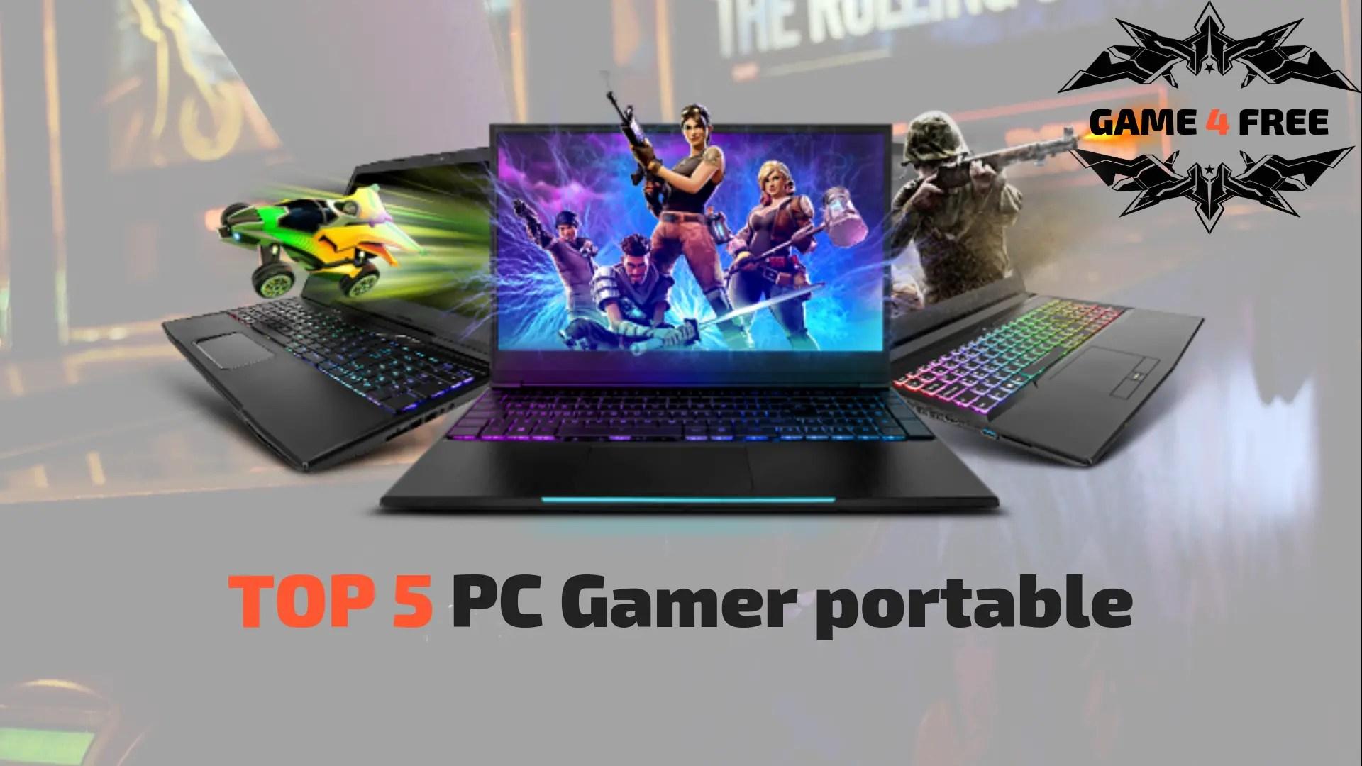 Quelles sont les meilleurs marques de Laptop & Portable Gamer en ce début d'année 2019 ?