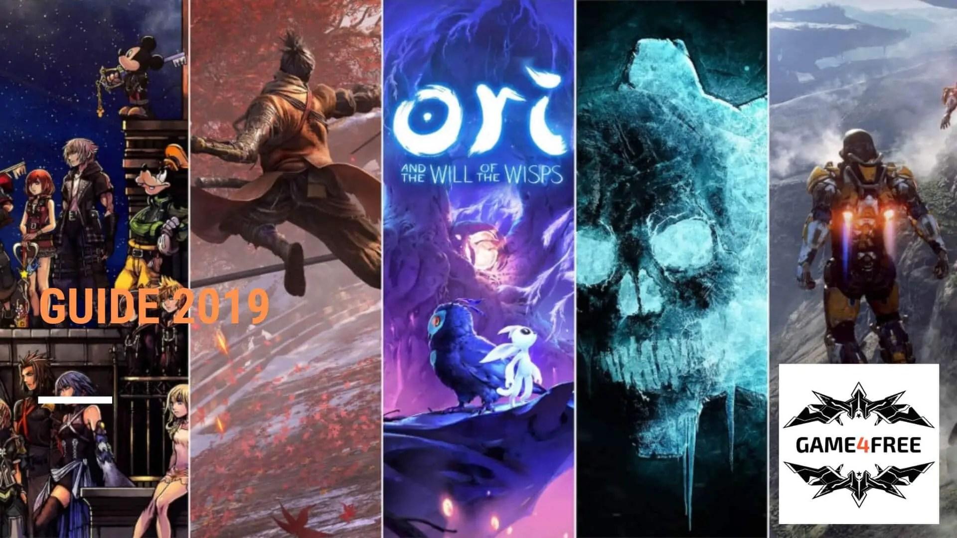 Que réserve l'année 2019 aux amateurs et joueurs pro de jeux vidéo ?