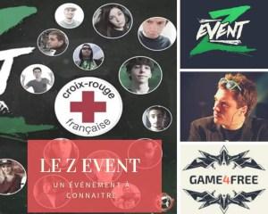 Gaming : Le Z Event vous connaissez ?