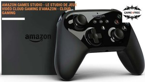 Amazon Games Studio – Le studio de jeux vidéo cloud gaming d'Amazon – Cloud Gaming