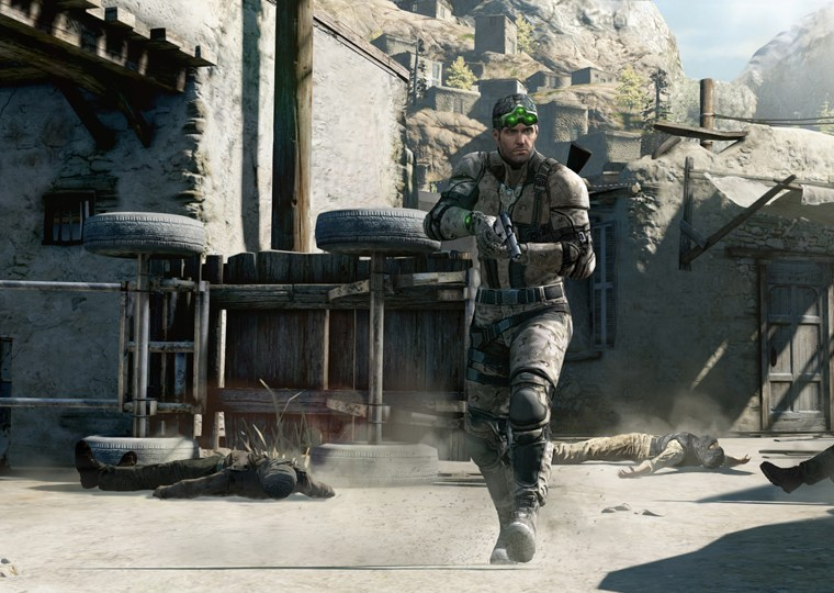 """Netflix and Ubisoft teaming together for an anime series based off the """"Splinter Cell"""" franchise"""