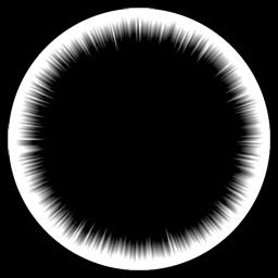 Photoshopを使ったエフェクトの描き方 衝撃波2 藤宮翔流のひきだし