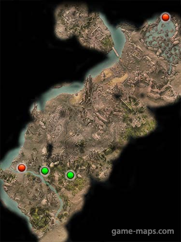 Steam Valve Inspection Ff15 : steam, valve, inspection, Dragon, Inquisition, Storm, Coast, Maping, Resources
