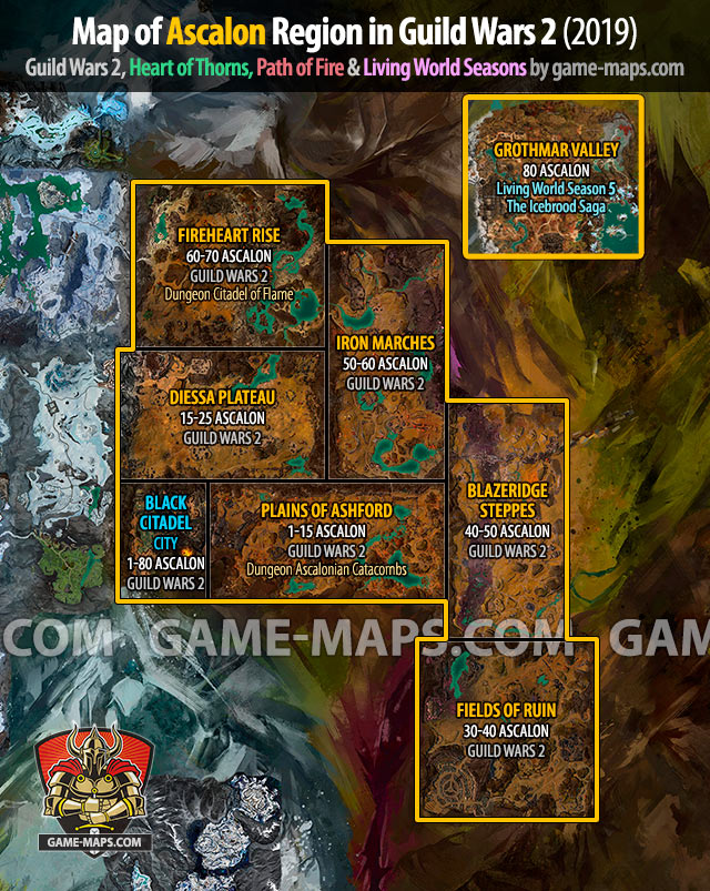 Gw2 Path Of Fire Mastery Points : mastery, points, Grothmar, Valley, (2019)-, Guild, Game-maps.com