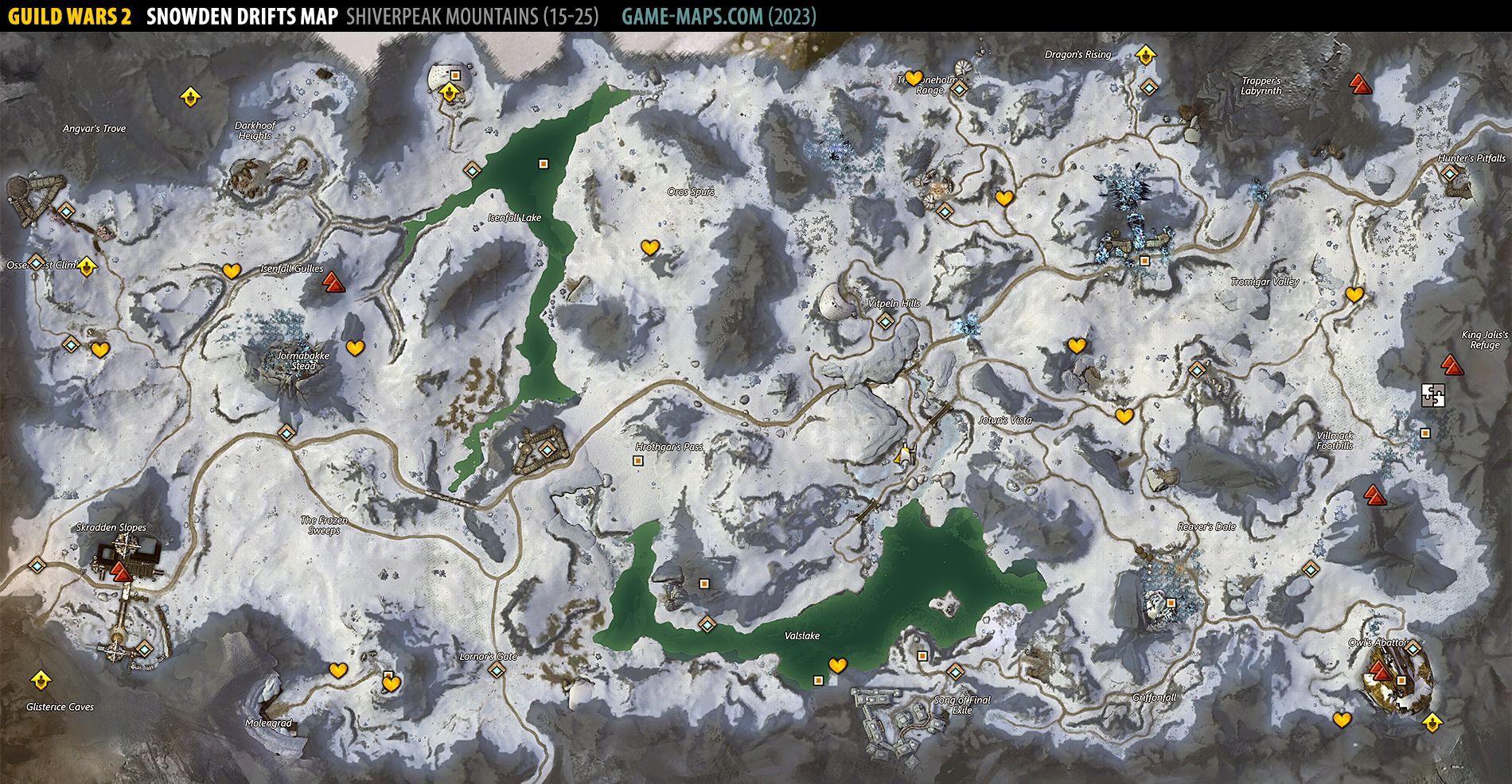 2 Arch Lion Maps Wars World Guild