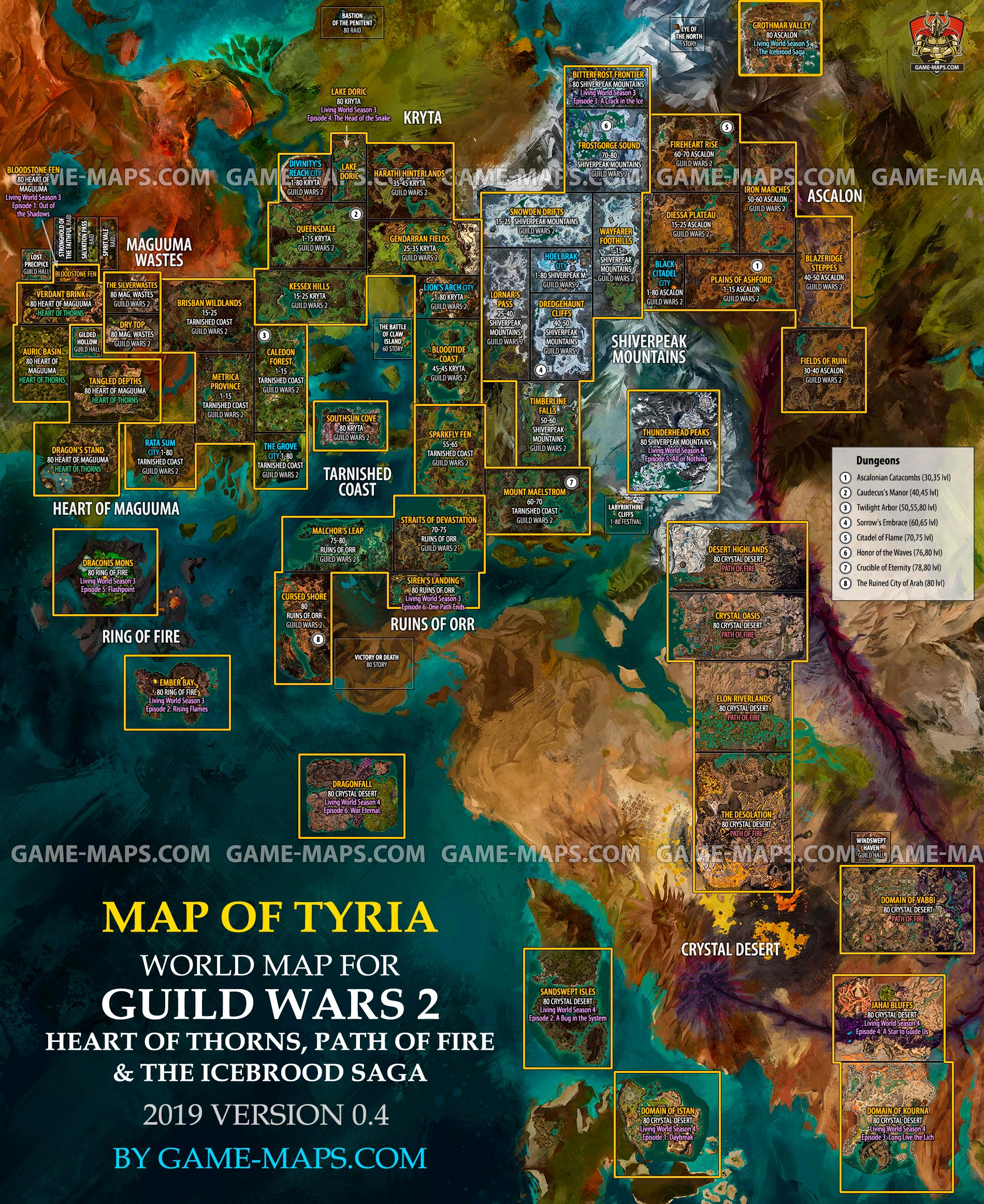 Gw2 Metrica Province Hero Points : metrica, province, points, Guild, Points, World, Atlas
