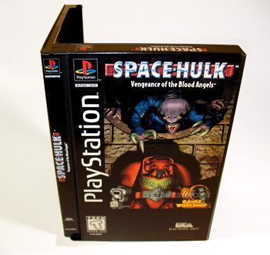 PSX Space Hulk Long Box Solo Front