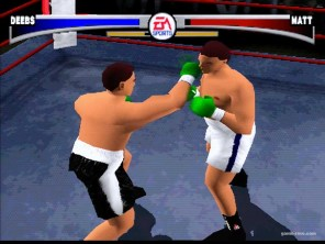 psx knockout kings create a character and ladder Screen Shot 8_19_18, 11.43 PM