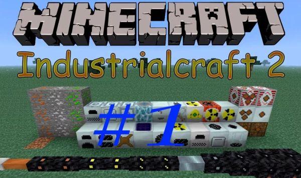Industrial Craft 2 скачать мод на майнкрафт 1.7.2, 1.7.10 ...