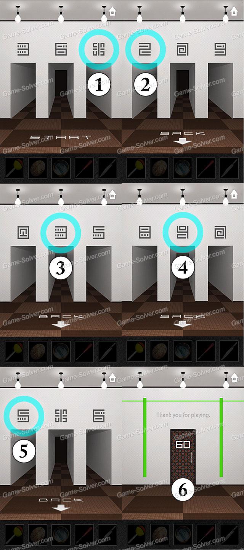 Dooors 2 Level 60 Game Solver