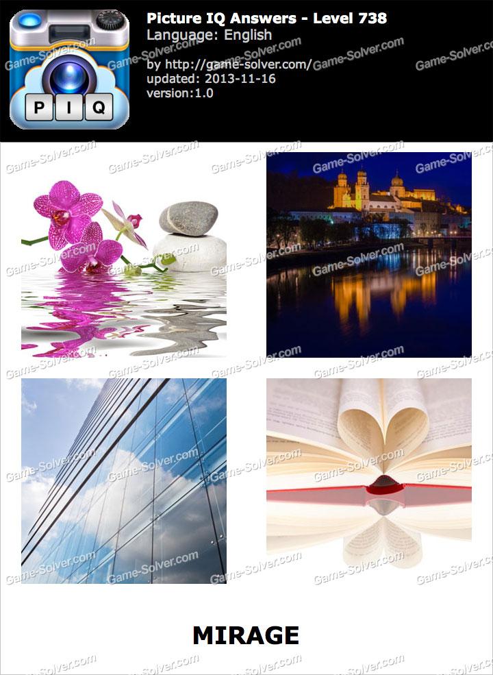 Picture IQ Level 738