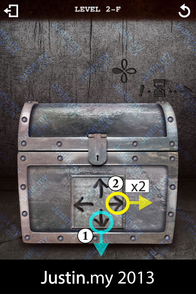 Treasure Box 2 Level 2-F