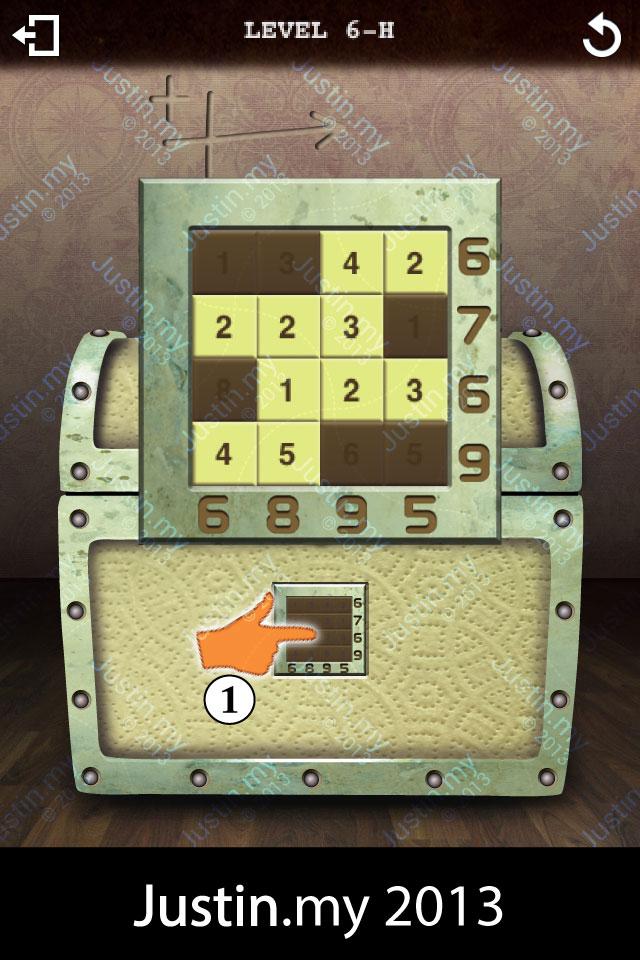 Treasure Box 2 Level 6-H