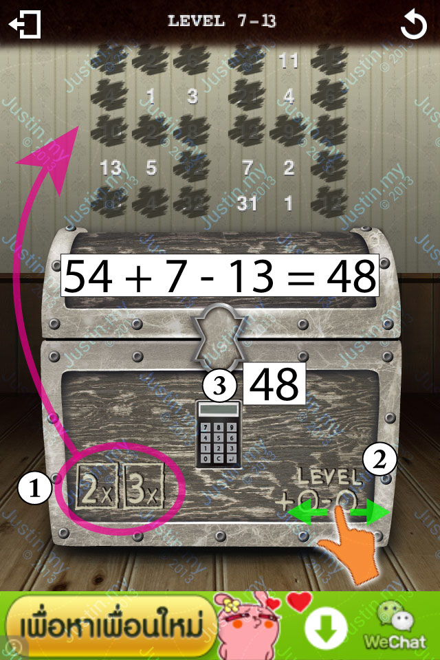 Treasure Box 2 Level 7-B