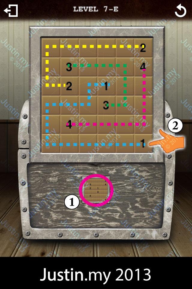 Treasure Box 2 Level 7-E
