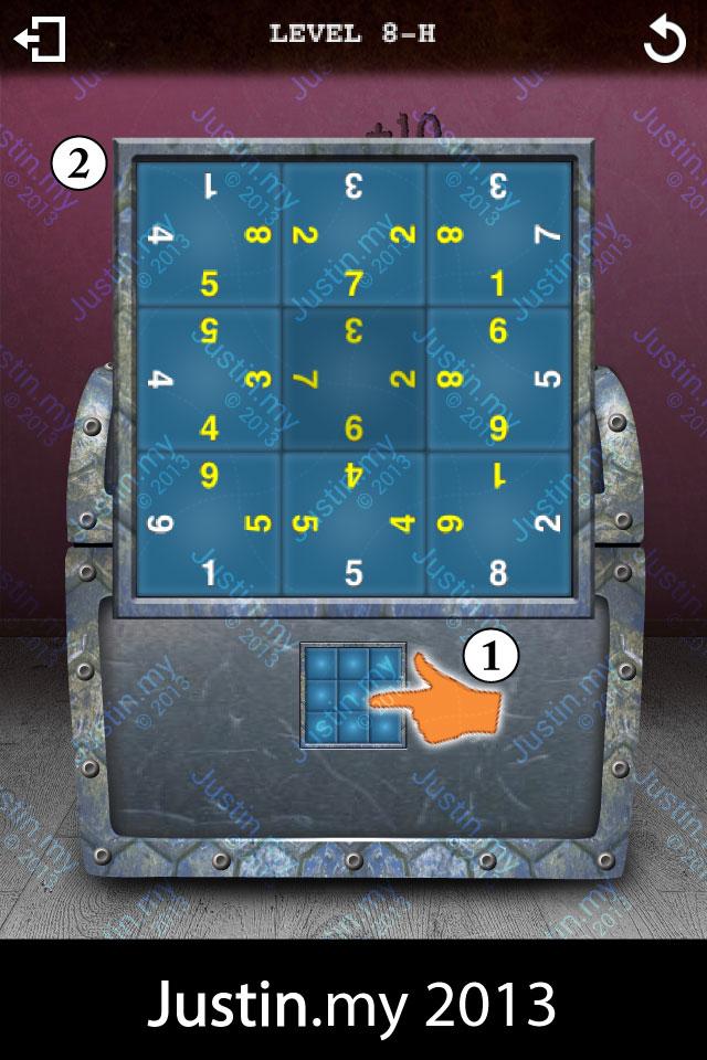 Treasure Box 2 Level 8-H