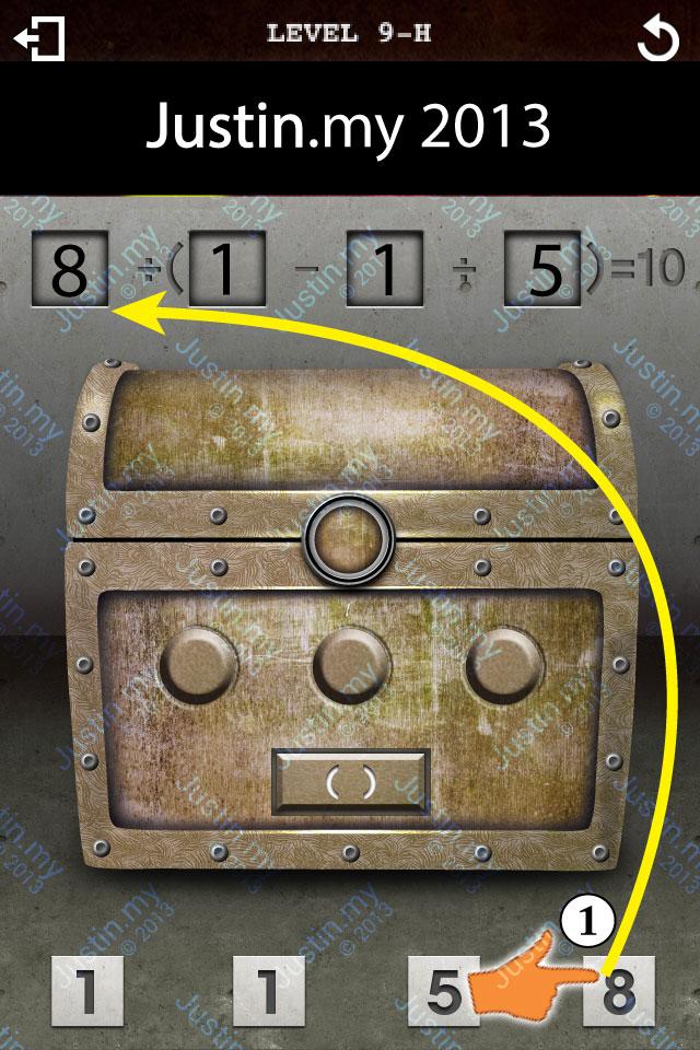 Treasure Box 2 Level 9-H