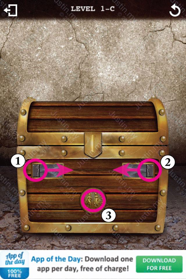 Treasure Box Level 1-C