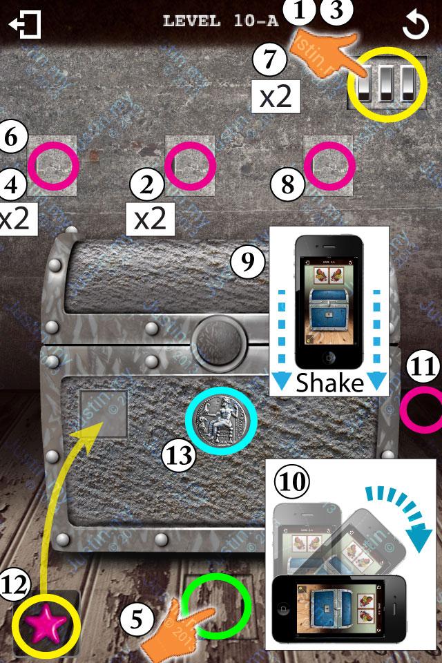 Treasure Box Level 10-A