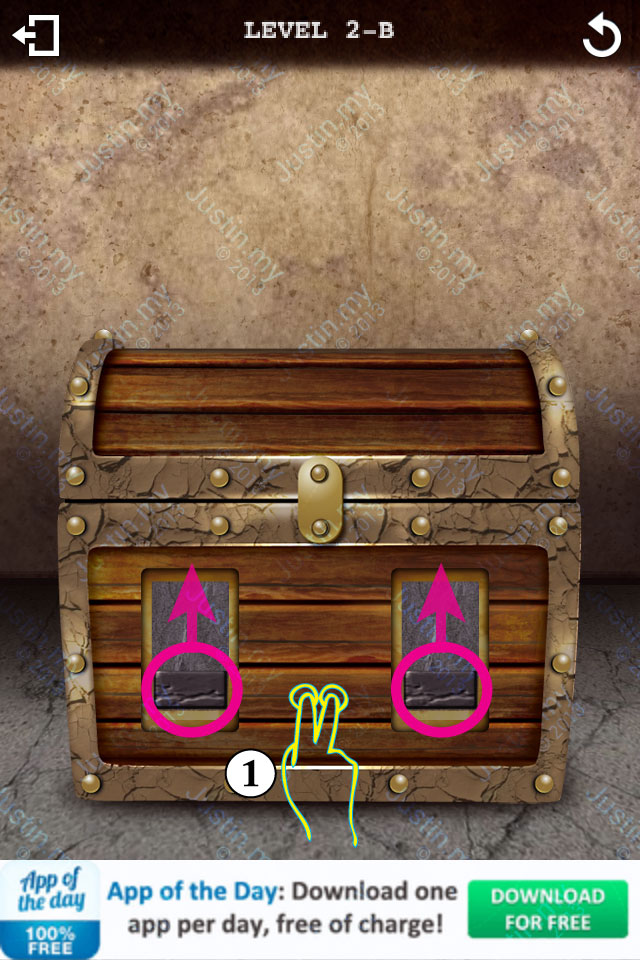 Treasure Box Level 2-B