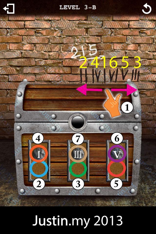 Treasure Box Level 3-B