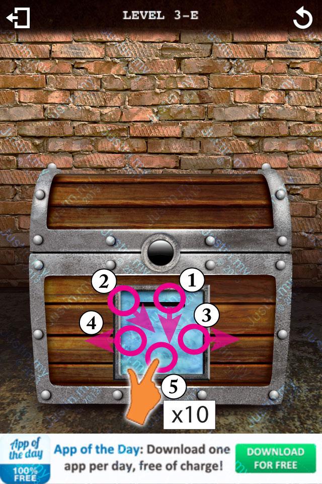 Treasure Box Level 3-E