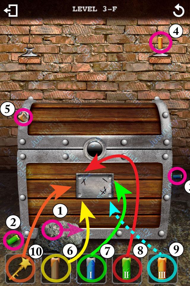 Treasure Box Level 3-F