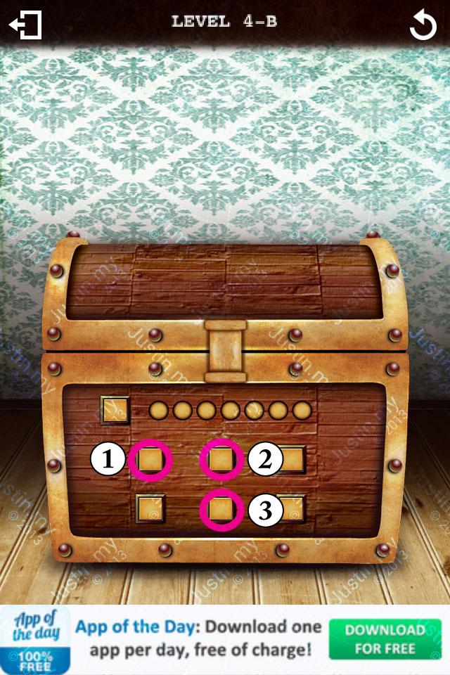 Treasure Box Level 4-B