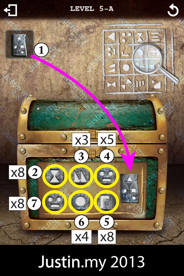Treasure Box Level 5-A